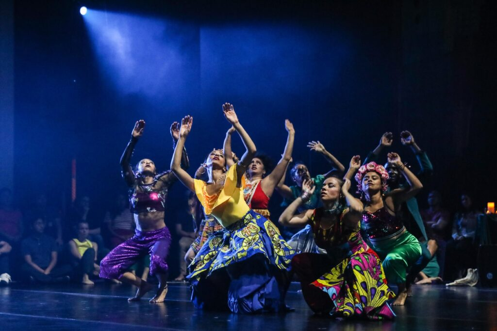 CONTRA-TIEMPO: JoyUSJustUS Excerpt Digital Performance
