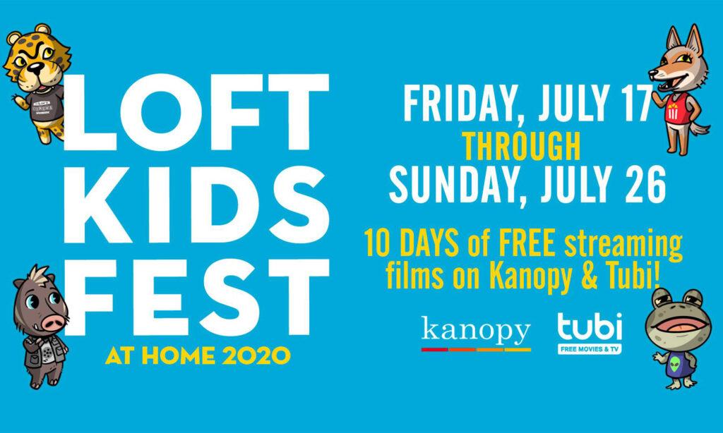 Loft Kids Fest at Home 2020!