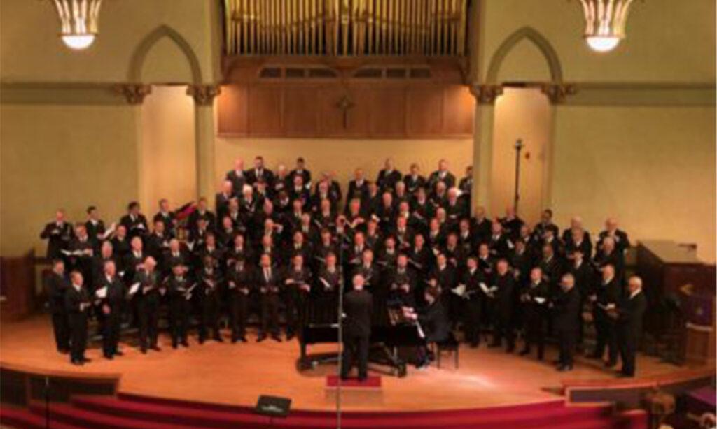 "Virtual Performance: ""No Time"" by Orpheus Male Chorus of Phoenix"