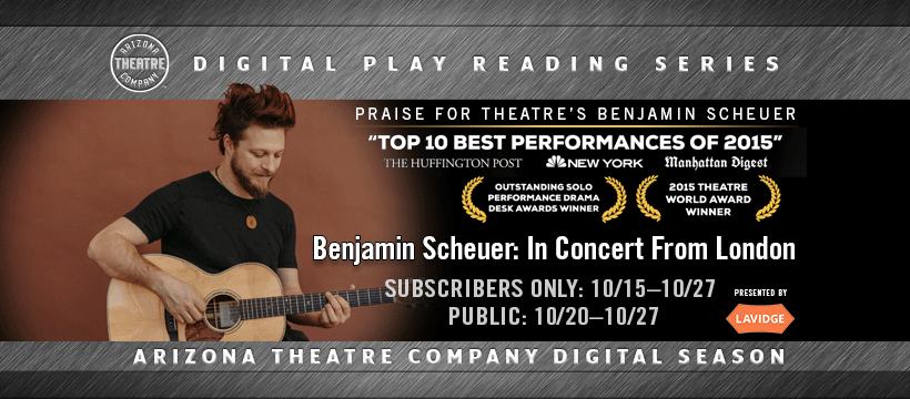 Benjamin Scheuer: In Concert From London