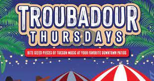 Troubadour Thursdays, the Downtown Patio Tour